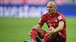 Robben to sit out Germany friendly