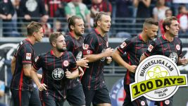 100-day review: Eintracht Frankfurt