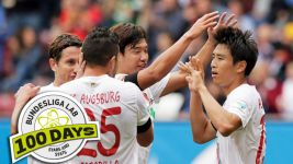 100-day review: FC Augsburg