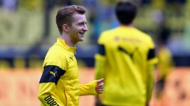 Reus and Durm back in training