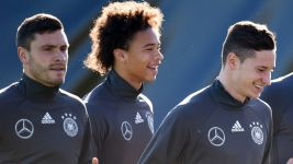 Debutants in focus as Germany face France