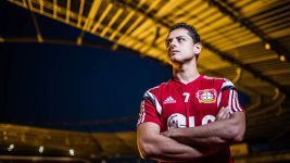 CHICHARITO EXCLUSIVE: 'Born to be a footballer'