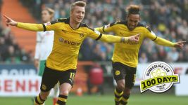 100-day review: Borussia Dortmund