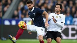 Germany beaten by France