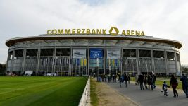 Stadium watch: Frankfurt