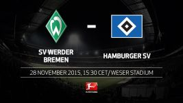 Bremen out to stop rot in northern derby