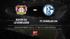 Leverkusen and Schalke chasing top-four berth at BayArena