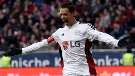 Chicharito makes Bundesliga history