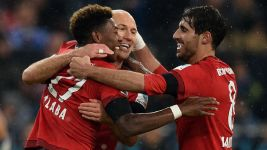 Bayern too strong for dogged Schalke