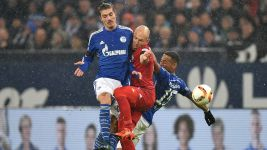 Robben: 'Title isn't Bayern's yet'
