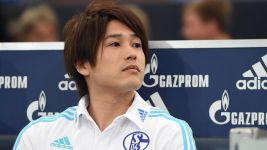 Schalke's Uchida may miss rest of the season