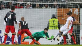 Augsburg on the brink after Bilbao defeat