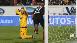 Freiburg winners after last-gasp Guede strike