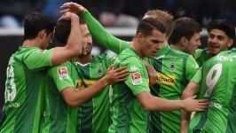 Gladbach fight back to rescue point at Hoffenheim