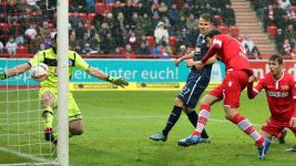 Union and Bielefeld share the points in snowy Berlin