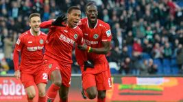 Hannover cruise past Ingolstadt