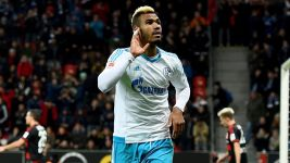 Choupo-Moting: 'We belong up at the top'