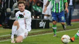 Augsburg's Baier suffers ankle injury; Werner returns