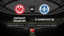 Hessen derby date for Frankfurt and Darmstadt