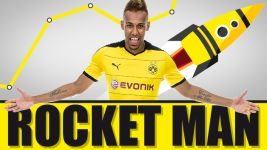 Rocket Man: Pierre-Emerick Aubameyang