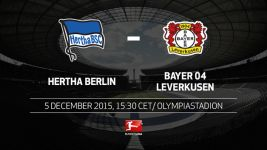 Leverkusen eye much-needed win in the capital