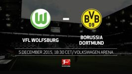 Wolfsburg and Dortmund in blockbuster showdown