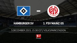 High-flying Hamburg host Mainz
