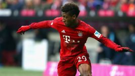 Kingsley Coman exclusive