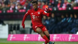 Coman: 'My coach and team-mates trust me'