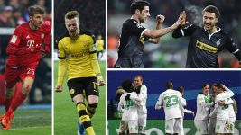 Decisive December of Bundesliga action