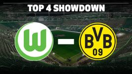 Top 4 showdown: #WOBBVB | Infographic