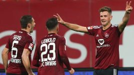 Nürnberg make it three in a row with Paderborn scalp