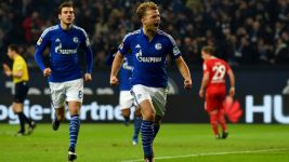 Schalke end drought against Hannover