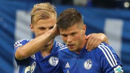 Huntelaar and Geis aiming to end 2015 on a high