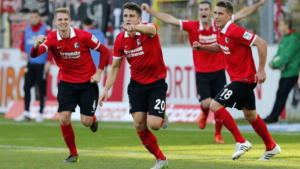 Freiburg 2. Bundesliga