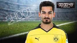 Shoot! Ilkay Gündogan