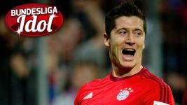 Bundesliga idol: Robert Lewandowski