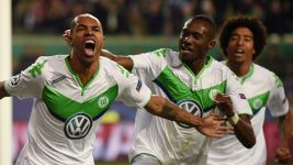 Wolfsburg's Naldo: 'We want more'