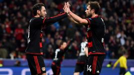 Leverkusen keen to lay down marker in Lisbon