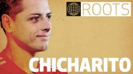 Back to the roots: Chicharito