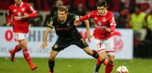 Stuttgart end Mainz's streak to win point