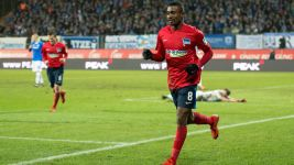 Clinical Hertha run riot in Darmstadt