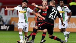 Leverkusen duo Toprak and Kampl sidelined