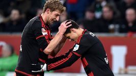 Chicharito and Kießling: a budding strike partnership?