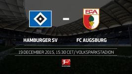Improving Augsburg eye next win in Hamburg