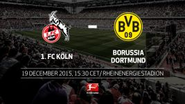 Attack versus defence as Dortmund take on Köln