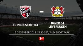 Leverkusen head to Ingolstadt riding crest of a wave