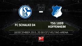 Schalke reunited with Stevens against Hoffenheim