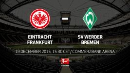 Frankfurt and Bremen on the hunt for some Christmas cheer