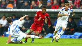Bayern and Heidenheim reach last eight of Cup